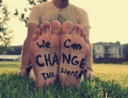 changer, changer le monde